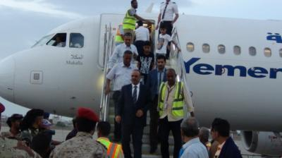 """وزير الداخلية """" الميسيري """" يقول بأن زيارته إلى الإمارات كانت إيجابية وستترجم إلى الواقع في الأيام القادمة"""
