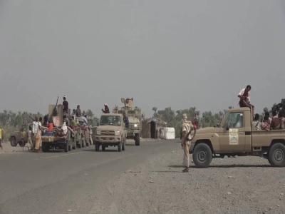 قوات الجيش والمقاومة تواصل تقدمها صوب الحديدة