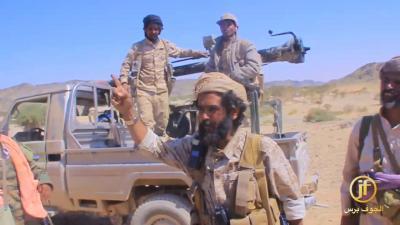 مقتل قيادي بارز في المقاومة في الجوف في مواجهات مع الحوثيين .. والفريق الأحمر يبعث برقية عزاء