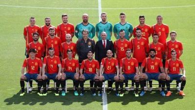 تعرف على مكافأة لاعبي منتخب إسبانيا في حال التتويج بكأس العالم