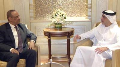 """وزير الداخلية """" الميسيري """" يعود من الإمارات بمهمه جديدة"""