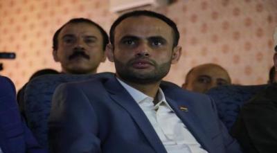 """القيادي الحوثي """" المشاط """" يصدر قرار جديد بتعيينات في مجلس الشورى ( الأسماء)"""