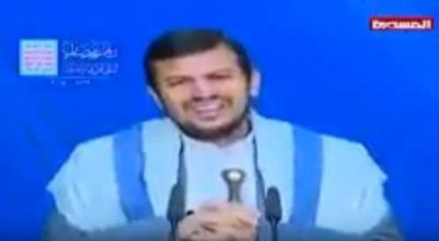 بالفيديو .. عبد الملك الحوثي يصف النبي محمد بأنه رجل مشاكل !
