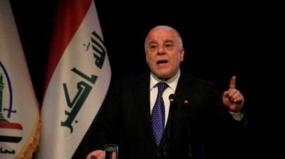 العبادي: حرق مخازن صناديق الانتخابات مخطط لضرب الديمقراطية في العراق