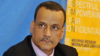 """المبعوث الأممي السابق إلى اليمن """" ولد الشيخ """" وزيراً للخارجية ( سيرة ذاتيه)"""