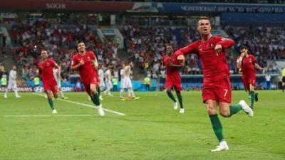 رونالدو ينقذ البرتغال من الهزيمة أمام إسبانيا