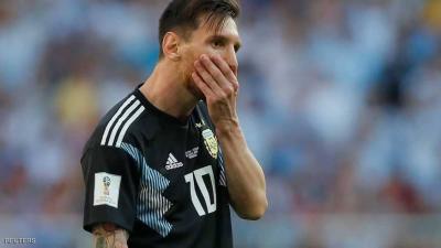 ميسي يخذل الأرجنتين مجدداً.. وأيسلندا تكسب نقطة تاريخية