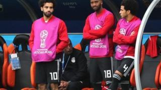 """كأس العالم 2018: محمد صلاح """"جاهز"""" للمشاركة في مباراة مصر مع روسيا"""