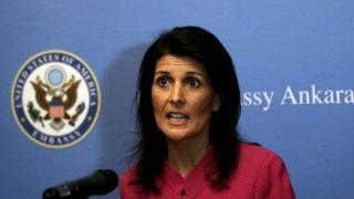 الولايات المتحدة تنسحب من مجلس حقوق الإنسان الدولي