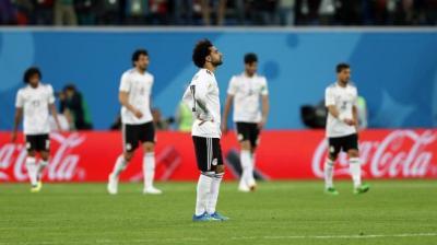"""فيفا"""" يعاقب منتخب مصر في المونديال بغرامة مالية"""