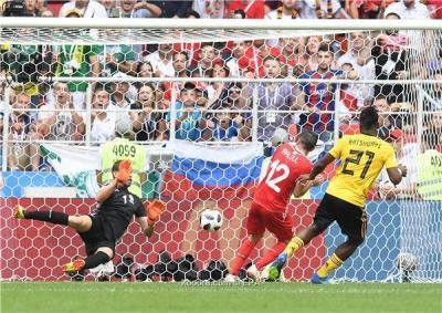 تونس تودع المونديال بعد خسارتها من بلجيكيا بخمسة اهداف