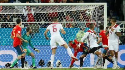 مونديال روسيا : المغرب يحرج إسبانيا وإيران تعادل البرتغال