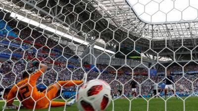فرنسا تتلاعب بالأرجنتين.. وتعبر إلى ربع النهائي