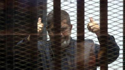"""مصر.. محكمة النقض تلغي إدراج مرسي في """"قوائم الإرهاب"""""""