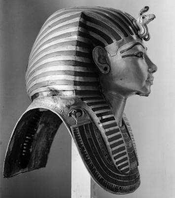 معرض لصور نادرة لاكتشاف مقبرة توت عنخ آمون