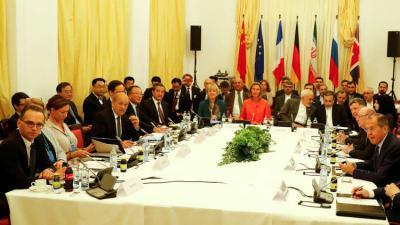 الدول الموقعة على الاتفاق النووي تؤكد التزامها بمواصلة استيراد النفط الإيراني