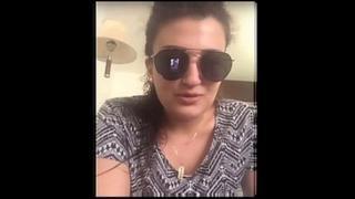 """قضية منى المذبوح: حكم في مصر بحبس المواطنة اللبنانية 8 سنوات لإدانتها بـ""""التطاول على الشعب المصري"""""""