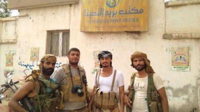 جنود العمالقة يظهرون وسط مدينة التحيتا – صورة