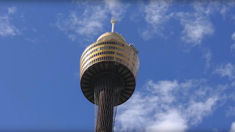 حادثة مروعة تغلق برج سيدني الشهير!