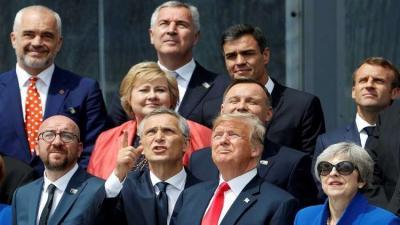 """قمة الناتو.. الالتزام بزيادة النفقات العسكرية ومواجهة """"الخطر الروسي"""""""