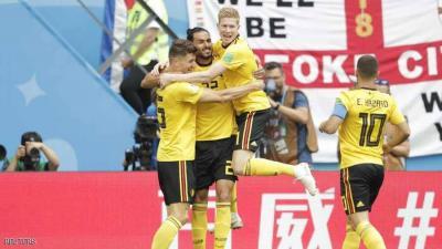 بلجيكا تحجز المركز الثالث في المونديال بعد فوزها على إنجلترا