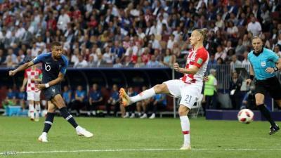 فرنسا تتوج بلقبها الثاني في المونديال بعد فوزها على كرواتيا