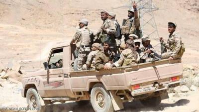 قوات الجيش الوطني تحرر مناطق في مديرية عبس في حجة