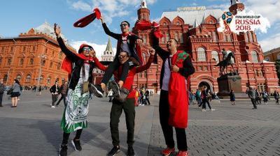 تعرّف على المبلغ الذي أنفقه مشجعو كأس العالم في روسيا