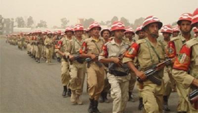 إبطال عبوه ناسفة كانت قد زرعت اسفل خزان الغاز في معسكر الشرطة العسكرية بصنعاء ( تفاصيل)