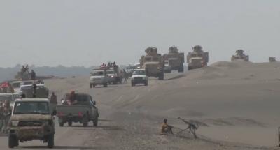 الجيش يصد هجومين عنيفين للحوثيين في الحديدة