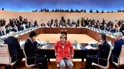 الحرب التجارية تخيّم على اجتماع قادة المال بمجموعة العشرين