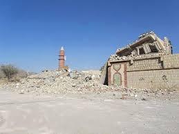 لماذا يقوم الحوثيون بتفجير المساجد ودور القرآن ؟؟