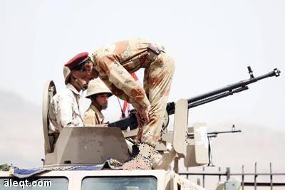 الحوثيون يقطعون خط عمران صنعاء - ومصادر حوثية تؤكد : مطالبنا تجاوزت المطالبة بإقالة القشيبي والمحافظ