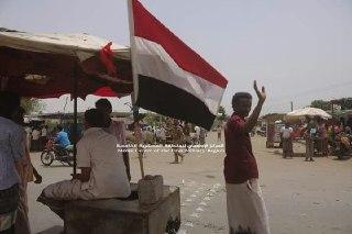 """قوات الجيش الوطني تحرر مركز مديرية """"حيران"""" بحجة و """"باقم"""" بصعدة وتقطع الخط الدولي"""