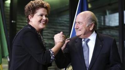 قادة العالم وشخصيات سياسية يحضرون افتتاح المونديال