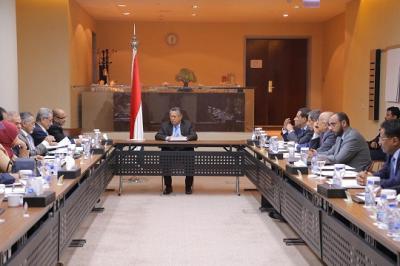 بن دغر يدعو لمؤتمر اقتصادي يمني خليجي على مستوى القمة لإنقاذ اليمن من الإنهيار
