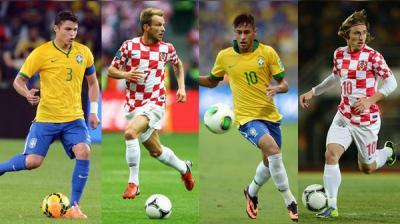 4 لاعبين تحت الأنظار في المباراة الافتتاحية لكأس العالم