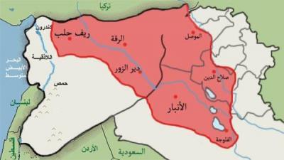 """""""داعش"""" على مسافة 180 كلم من حدود إيران"""