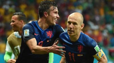 إسبانيا تنهار أمام هولندا بخماسية