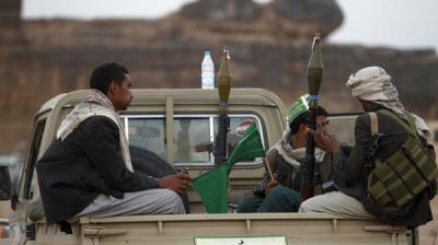 الشيخ علي الغشمي والشيخ هاشم الجائفي يرفضون التوسط لدى قبائل همدان بفك الحصار عن خمسون حوثياً