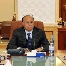 """الرئيس هادي يقبل إعتذار وزير النفط """" شائع """" عن تحمله مهام الوزارة"""