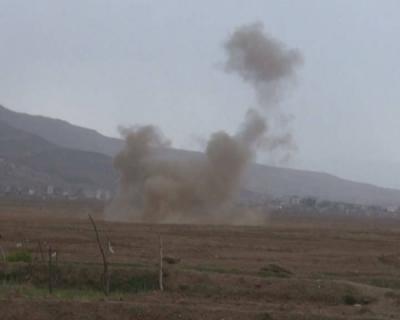 إشتباكات وقصف عنيف متبادل بين الحوثيين والجيش على مداخل مدينه عمران بعد ساعات من اعلان إتفاق وقف اطلاق النار