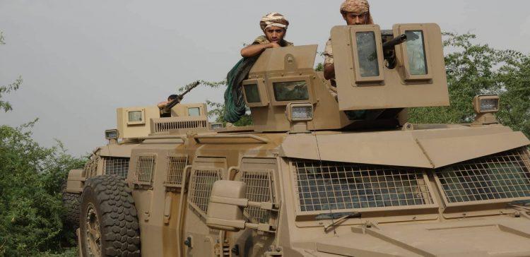 قوات الجيش الوطني تحرر مواقع جديدة في حجة
