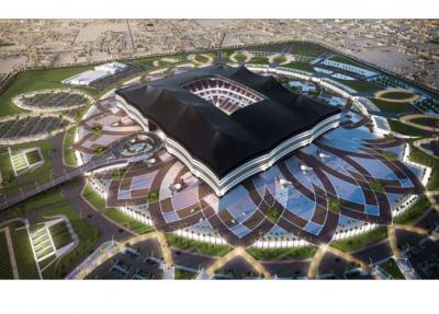 بالفيديو... قطر تكشف عن ملعب «البيت» المخصص لمونديال 2022