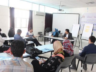 شباب الأمة تختتم دورة مهارات المناصرة للمبادرات الشبابية