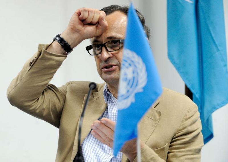 الحوثيون يرفضون قرار مجلس الأمن بتوسيع بعثة المراقبين الدوليين