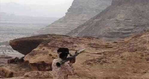 مصرع قيادي حوثي في صعدة