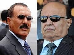 المؤتمر الشعبي العام يلزم صالح وهادي حل خلافاتهم في الأطر التنظيمية ويحذرهما من التجاوز