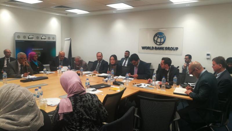 لقاء موسع بين الحكومة اليمنية والبنك الدولي لاستعراض احتياجات اليمن في مرحلته الثالثة