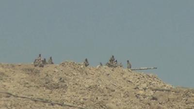 مواجهات عنيفة بين الجيش والحوثيين في بني ميمون بعمران  - والقائد الميداني للحوثيين يبلغ اللجنة الرئاسية رفضه لإتفاق وقف إطلاق النار
